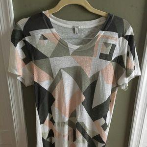 Jcrew cotton tshirt